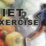 Choose the Right Balanced Combination Between Diet and Exercise