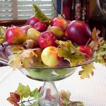 Thanksgiving Dinner Table Centerpiece