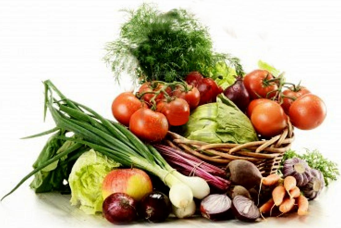 just eat raw vegetables lose weight