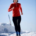 How to Dress for Winter Jogging